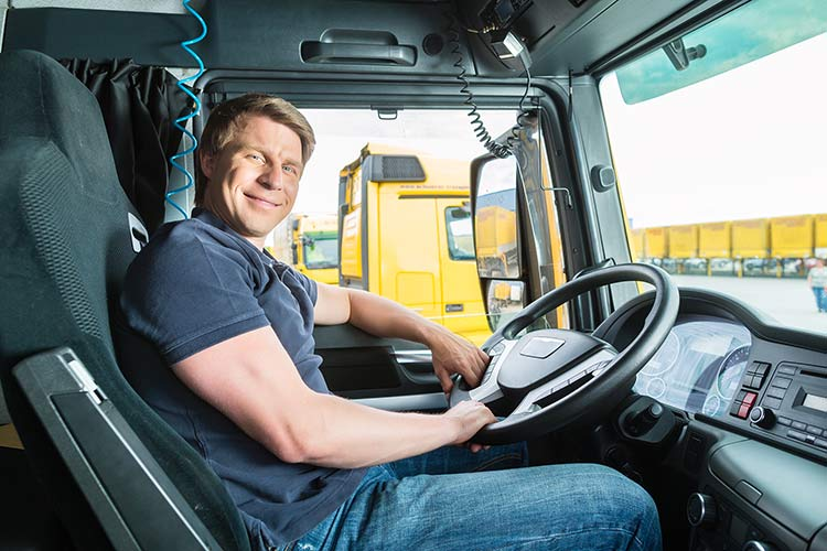Become a driver for Hayes Transport - one of the best trucking companies to work for