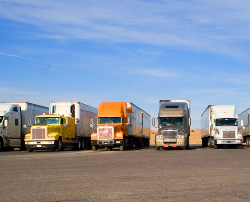 Brokerage trucking services