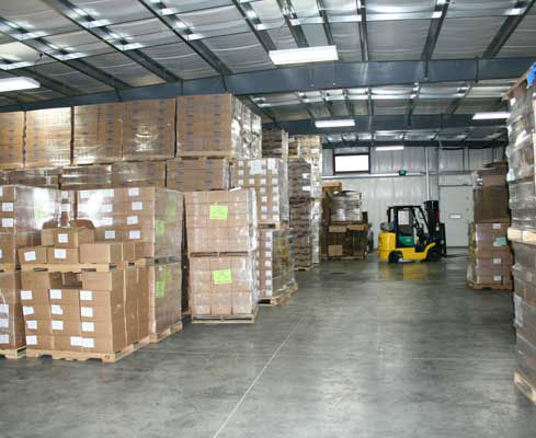 Trucking Company with Warehousing